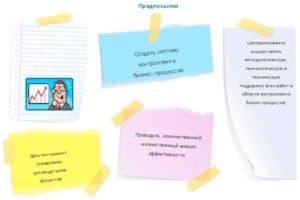 Предпосылки для внедрения контроллинга на предприятии